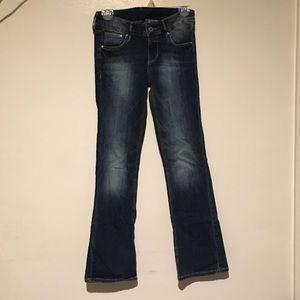 NWOT Dark Wash Boot Cut Jeans